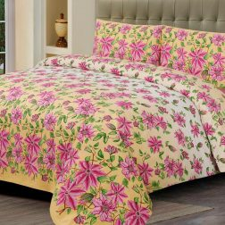 Printed Bed Set Gardenia