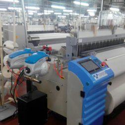 Tsudakoma-Zax9100-Textile-Weaving-Machine-Air-Jet-Loom